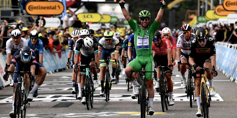 Tour de France 2021: à Valence, Mark Cavendish lève les bras pour la troisième fois