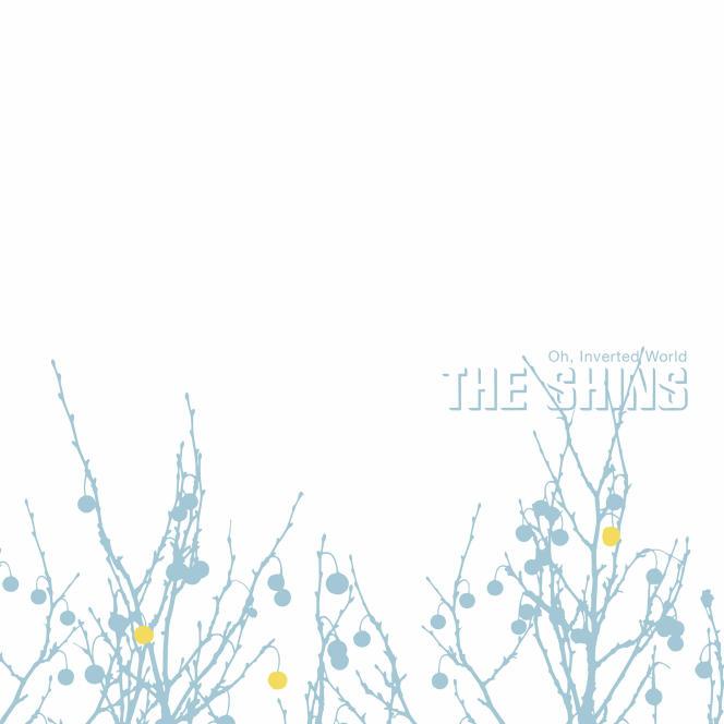 Pochette de l'album «Oh, Inverted World (remaster 2021) », de The Shins.
