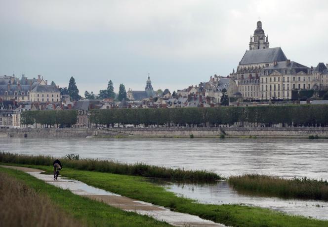 La ville de Blois, en 2016.