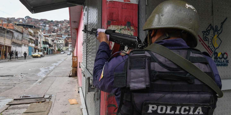 Au Venezuela, des affrontements entre police et gangs font 26 morts à Caracas