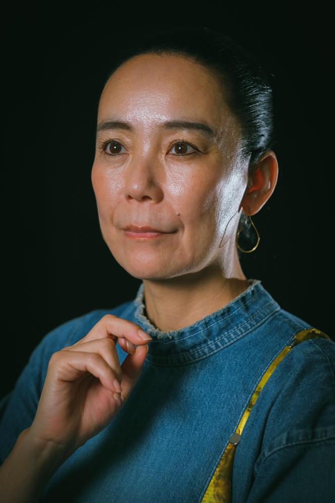 La réalisatrice japonaise Naomi Kawase, à Tokyo, le 1erjuillet.