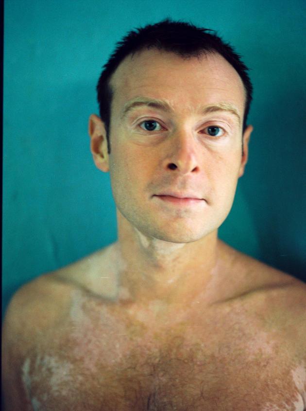 Le fondateur du site Nageurs.comà la piscineRouvet, à Paris, le 5 juillet 2021.Christophe Clémentnage une heure, deux à quatre fois par semaine.