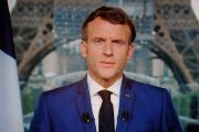 Emmanuel Macron, le 12 juillet, à Paris.
