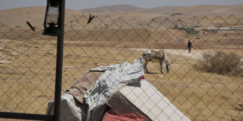 Dans la vallée du Jourdain, l'UE impuissante face aux violations israéliennes