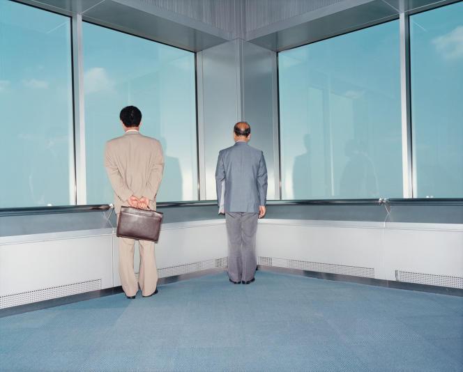 Série «Office», Lars Tunbjork / Agence VU