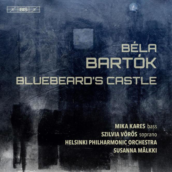 Pochette de l'album de l'opéra «Le Château de Barbe-Bleue», de Béla Bartok.