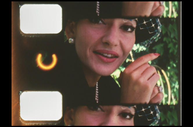 Extrait du documentaire« Maria by Callas» (2017), de Tom Volf.
