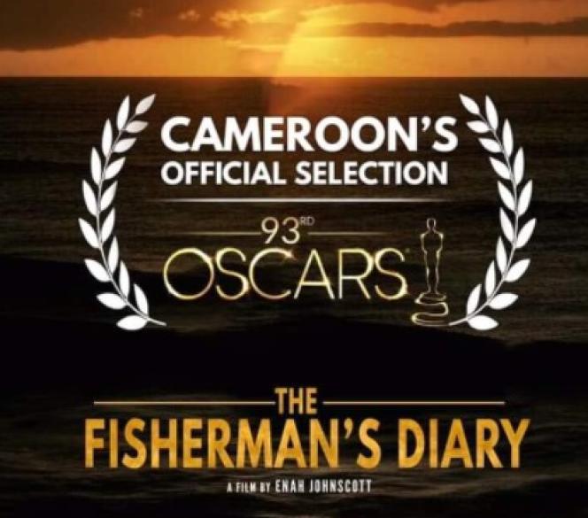 L'affiche du film«The Fisherman's Diary» choisi pour faire partie du catalogue de Netflix.