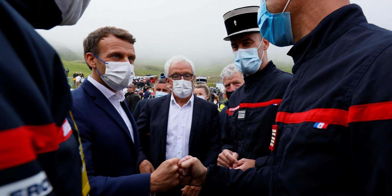 Covid-19 : Macron assume d'imposer la vaccination pour « ne pas laisser la moindre chance au virus »