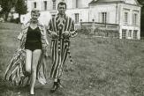 Autheuil, la «colo» engagée d'Yves Montand et Simone Signoret
