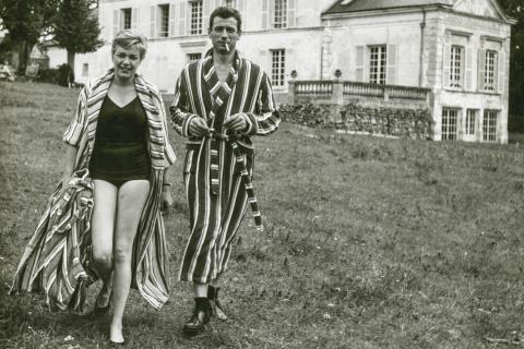 Autheuil dans les années 1950, ou maximum début des années 1960