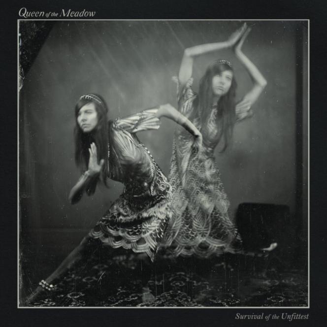 Pochette de l'album « Survival of the Unfittest» de Queen of The Meadow.