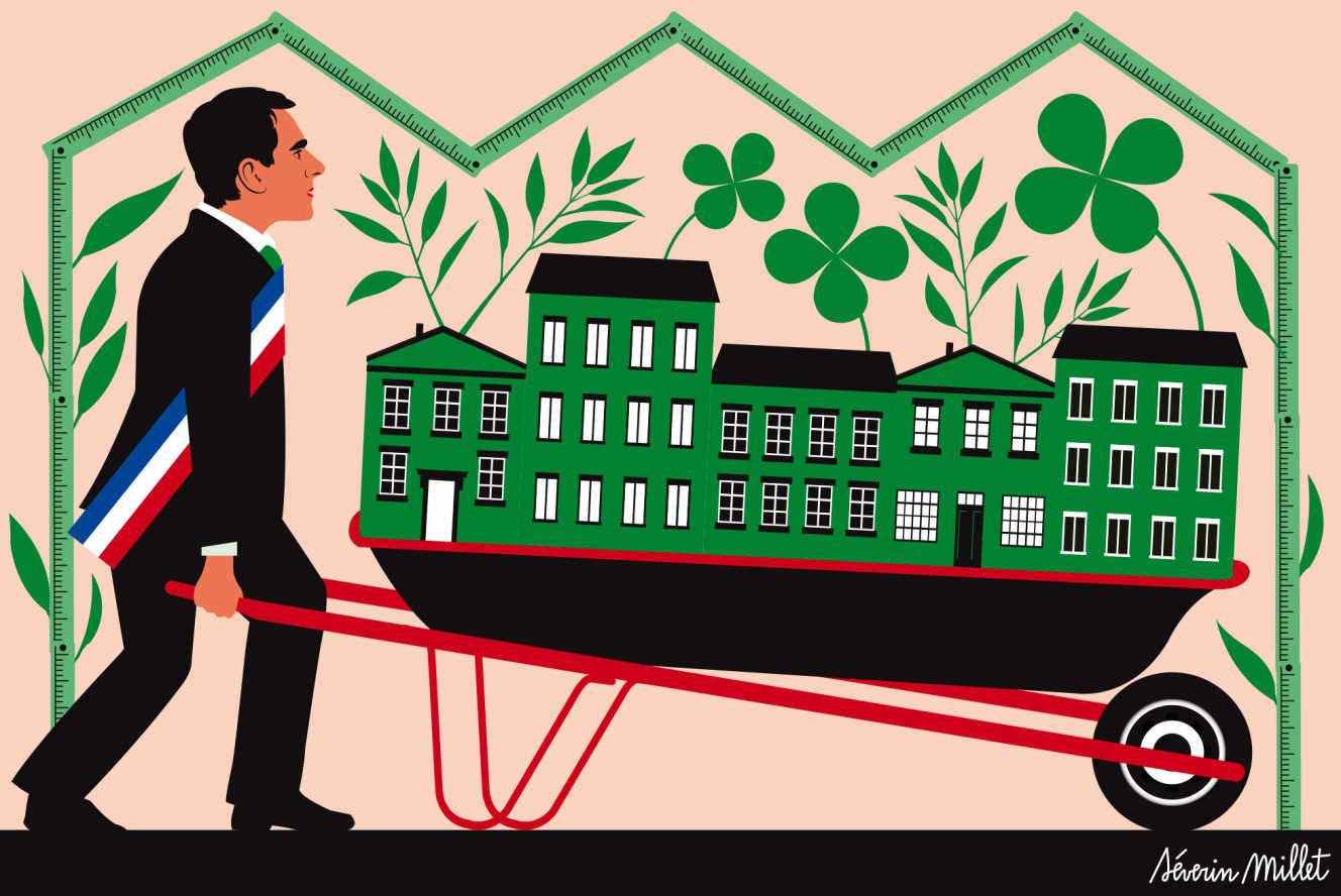 Urbanisme : comment les villes reprennent la main sur l'aménagement de leurs territoires