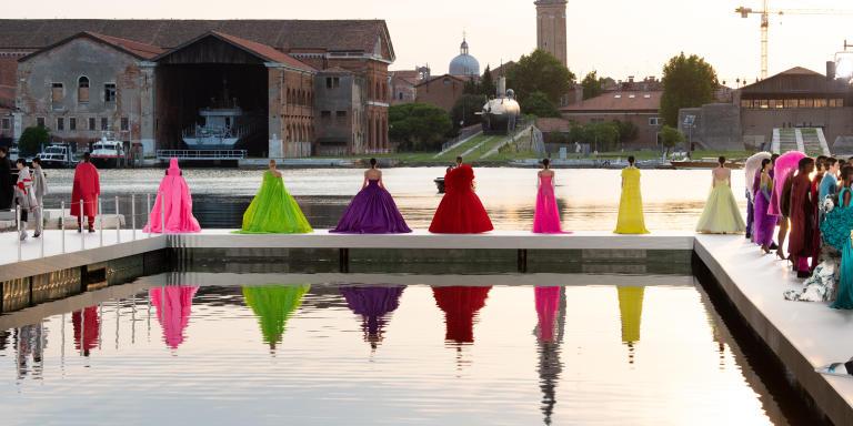 Valentino haute couture automne-hiver 2021-2022