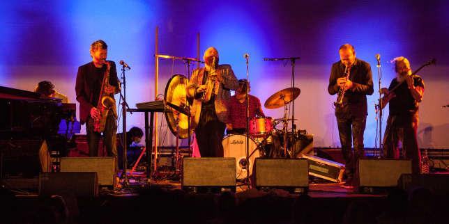 Thomas de Pourquery &Supersonic bravent le dieu Mistral dans un concert épique