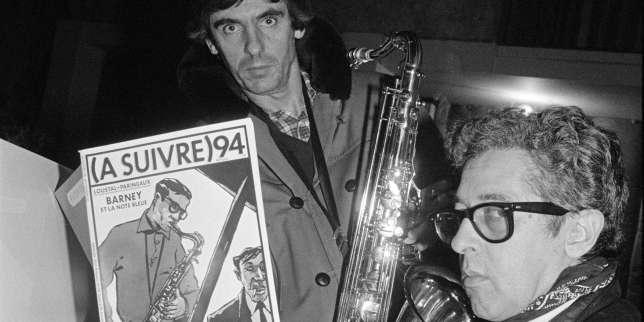 Réédition : «La Note bleue», voyage dans les cases de jazz et de la bande dessinée