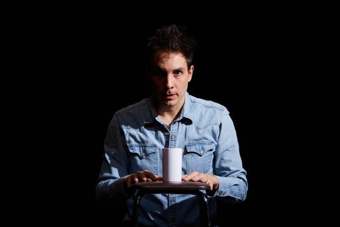 Marc Arnaud dans «La Métamorphose des cigognes».