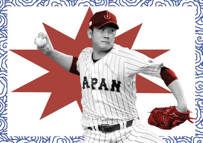 Le lanceur Tomoyuki Sugano, lors de la Classique mondiale de 2017, à Tokyo.