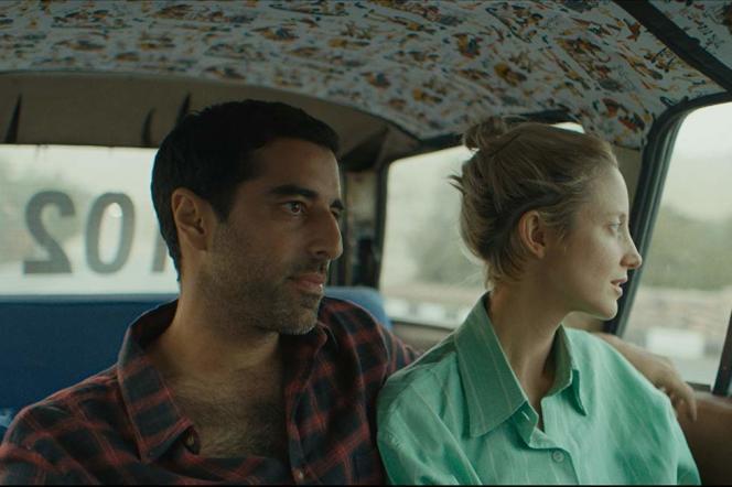 Karim Saleh etAndrea Riseboroughdans le film« Louxor», de Zeina Durra.