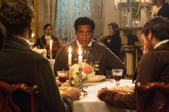 Chiwetel Ejiofor dans le film anglo-américain de Steve McQueen, «12 Years a Slave».