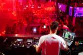 Un DJ dans une discothèque de La Grande Motte, le 10 juillet 2021.