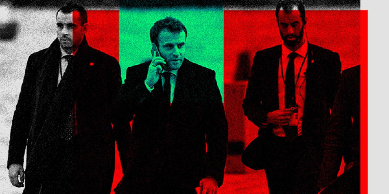 « Projet Pegasus » : un téléphone portable d'Emmanuel Macron pris pour cible, suivez les réactions