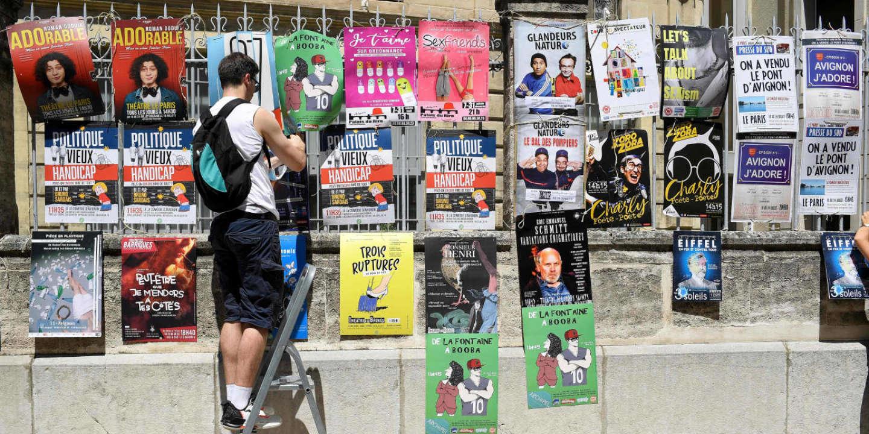 Le Festival «off» d'Avignon veut devenir plus «raisonnable»