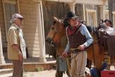 «Arnaque à Hollywood»: les papys du cinéma réunis dans un faux western