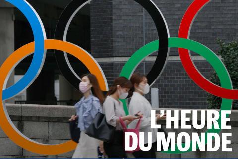 Une grande partie de la population japonaise est opposée au maintien de la compétition, craignant l'apparition d'un« variant olympique».