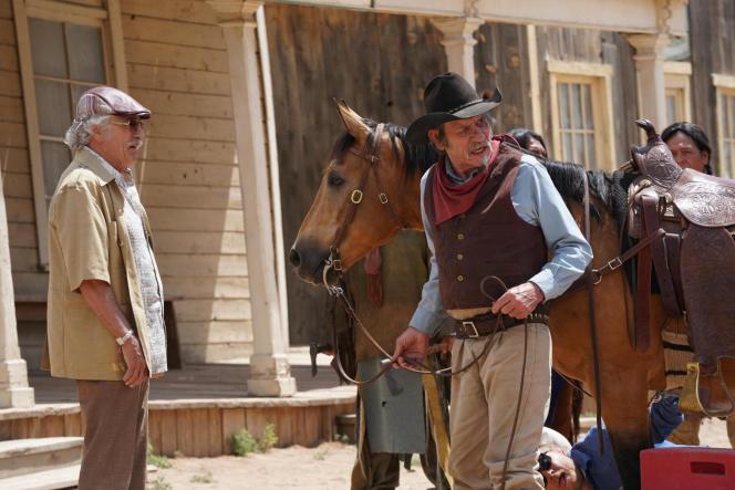 Robert De Niro et Tommy Lee Jones dans «Arnaque à Hollywood», de George Gallo.