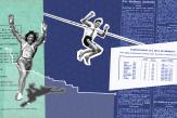 JO de Tokyo: l'ancienneté des records du monde en athlétisme en 14 graphiques