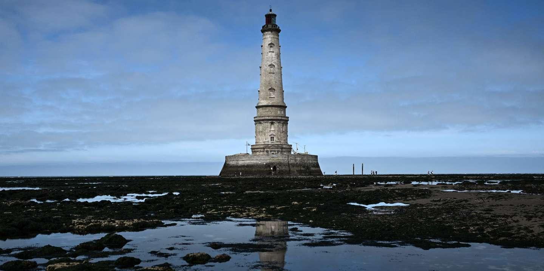 Le phare de Cordouan, « Versailles de la mer », classé sur la liste du patrimoine mondial de l'humanité - Le Monde