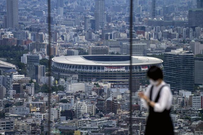 205 pays défileront vendredi lors de la cérémonie d'ouverture des JO de Tokyo.