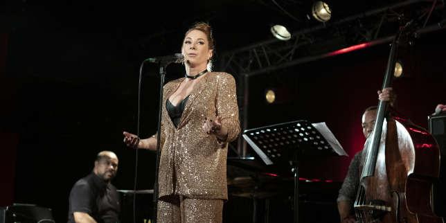 Jazz : la joie du chant de Robin McKelle au New Morning