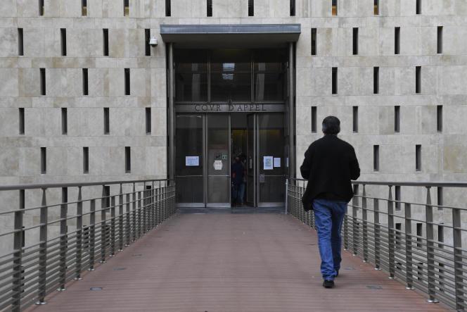 La cour d'appel d'Aix-en-Provence, le 2 novembre 2020.