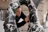 David Léger, une carrière sculptée dans le marbre d'Occitanie