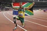 Des Jeux paralympiques à Londres 2012, la course d'obstacles d'Oscar Pistorius