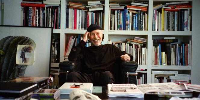 Jean-Paul Goude dans le documentaire« Magistral.e», de Gabriel Dugué (2021).