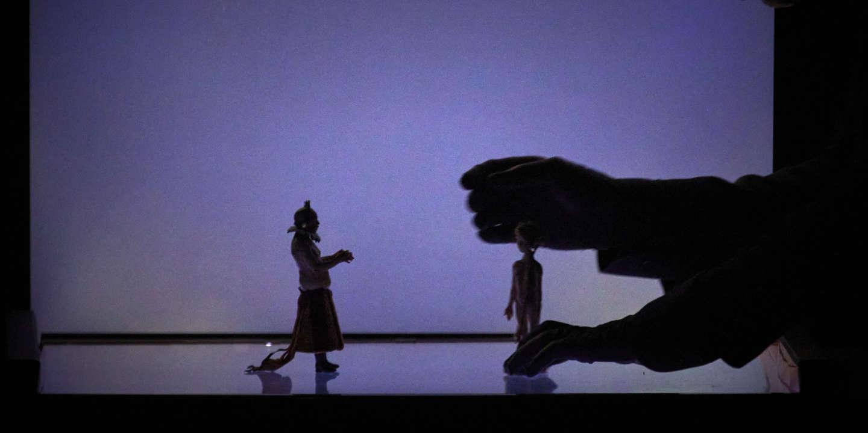 Avignon : avec « La Petite dans la forêt profonde », Pantelis Dentakis met en scène l'horreur tout en délicatesse