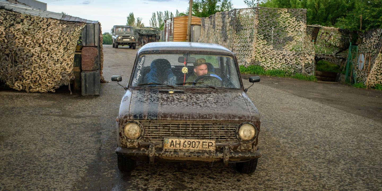 « Je voudrais partir, mais pour aller où ? » : dans le Donbass, un village traversé par la ligne de front