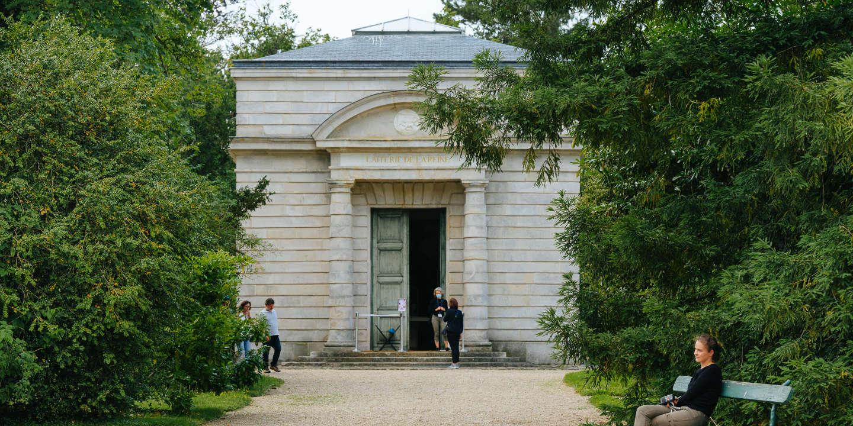 « La laiterie de Marie-Antoinette à Rambouillet, une espèce d'œuvre d'art totale »