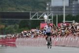L'Equatorien Richard Carapaz est le nouveau champion olympique de cyclisme sur route.