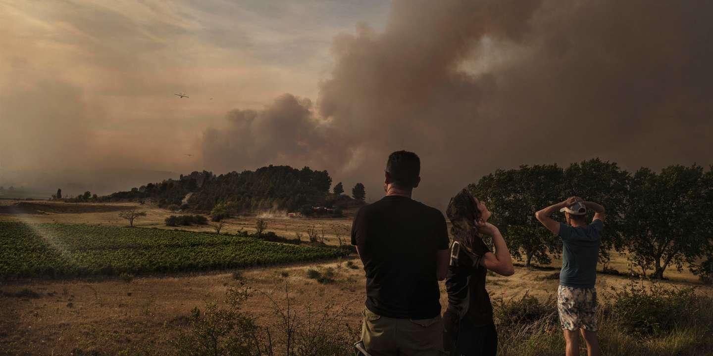 Un incendie dans l'Aude provoque des coupures de courant en France, en Espagne et au Portugal