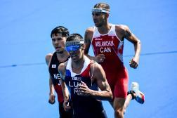 Vincent Luis aspirait au titre olympique, il n'a pu faire mieux, lundi, qu'une treizième place aux Jeux.