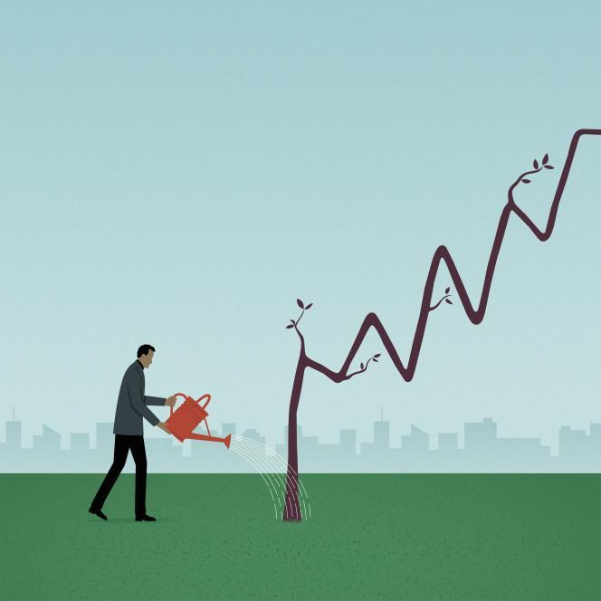 Les pouvoirs publics veulent orienter l'épargne accumulée durant la crise vers les investissements en fonds propres dans les PME et les ETI.
