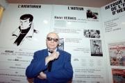 Henri Vernes à Paris le 2 décembre 1993.