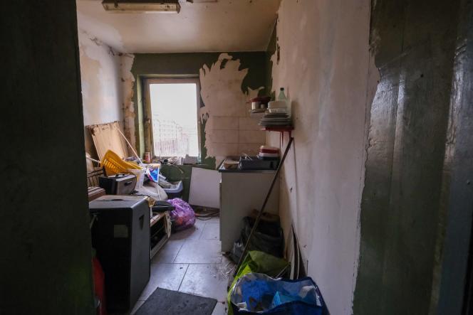Grande-Rue de Roubaix, un propriétaire loue des logements insalubres, le 13 avril 2021.