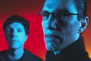 Russell et Ron Mael du groupe Sparks, en 2021.