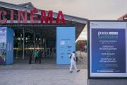 Un cinéma à Paris, le 25 juillet 2021.