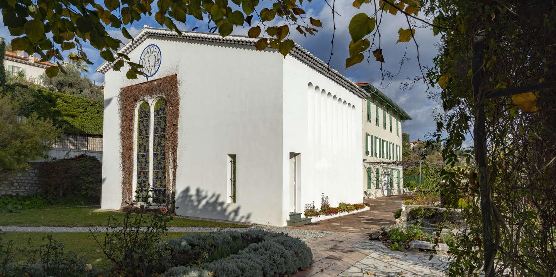 A Vence, la chapelle du Rosaire, un trésor caché signé Matisse